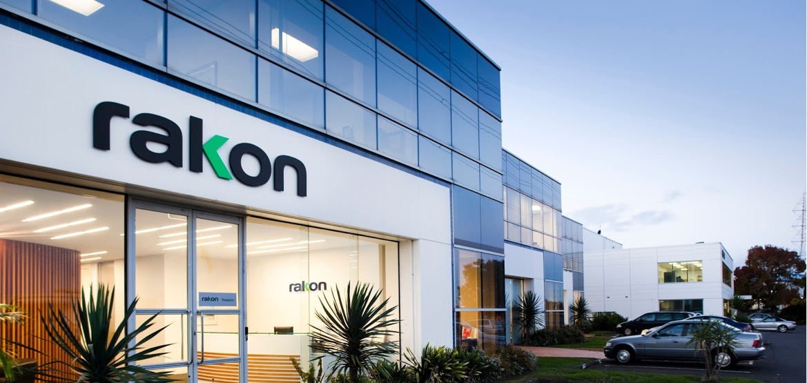 Rakon Building Cover